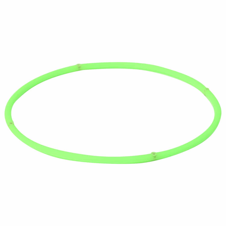 【phiten(ファイテン)公式通販サイト】 RAKUWA磁気チタンネックレスS グリーン 45cm 0214TG605252