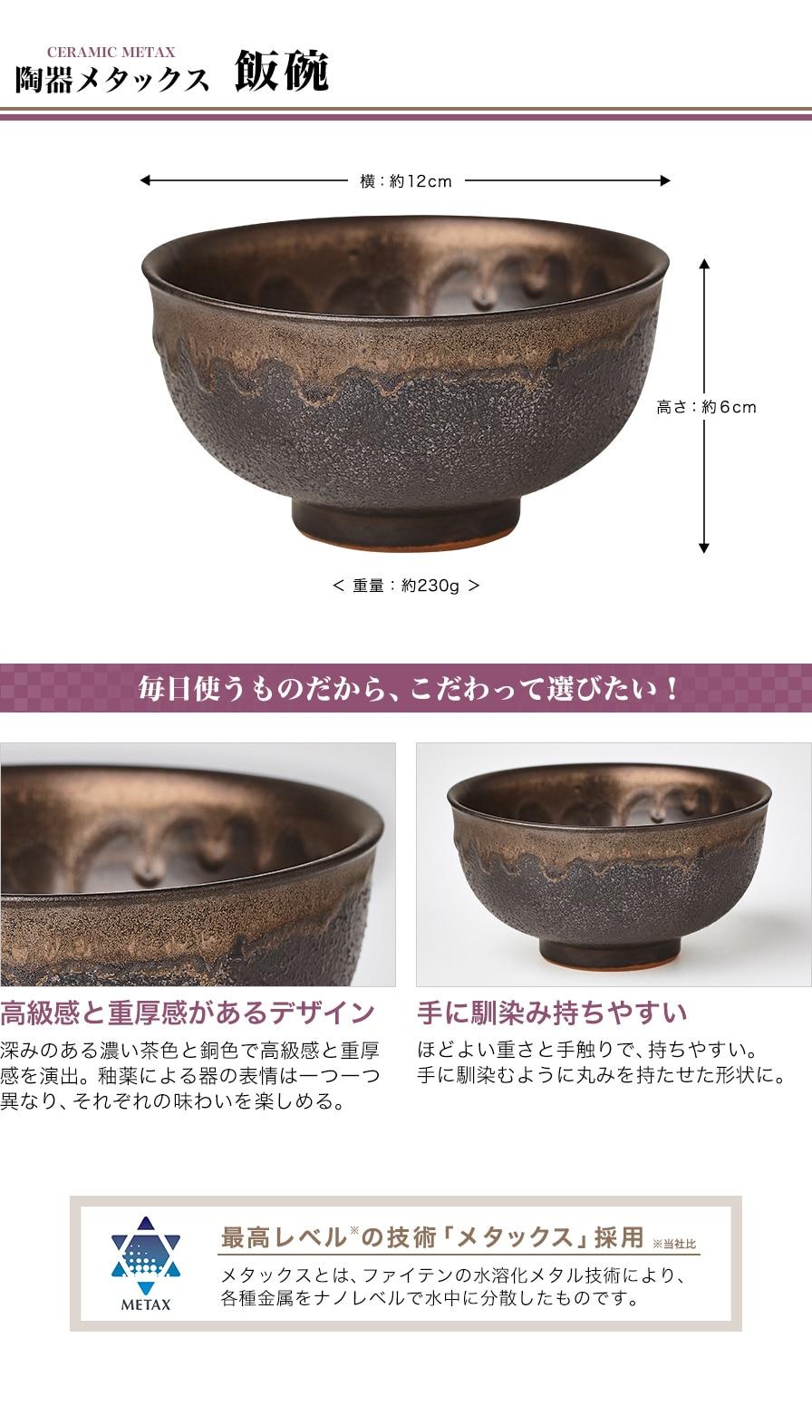 メタックス陶器