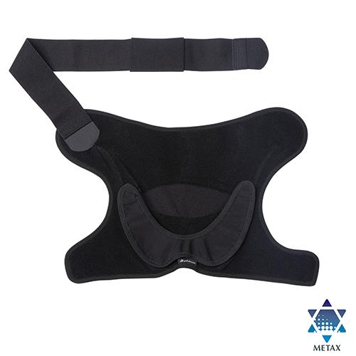 【phiten(ファイテン)公式通販サイト】 ファイテンサポーター メタックス 肩用ハードタイプ M 0420AP249004