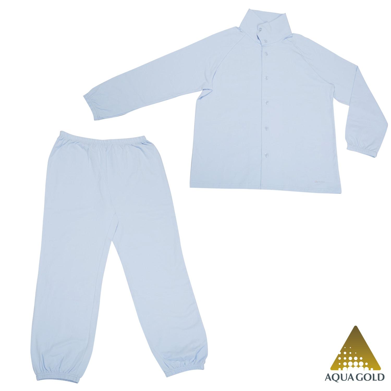 【phiten(ファイテン)公式通販サイト】【送料無料】 星のやすらぎパジャマ メンズ L 3114JG096005