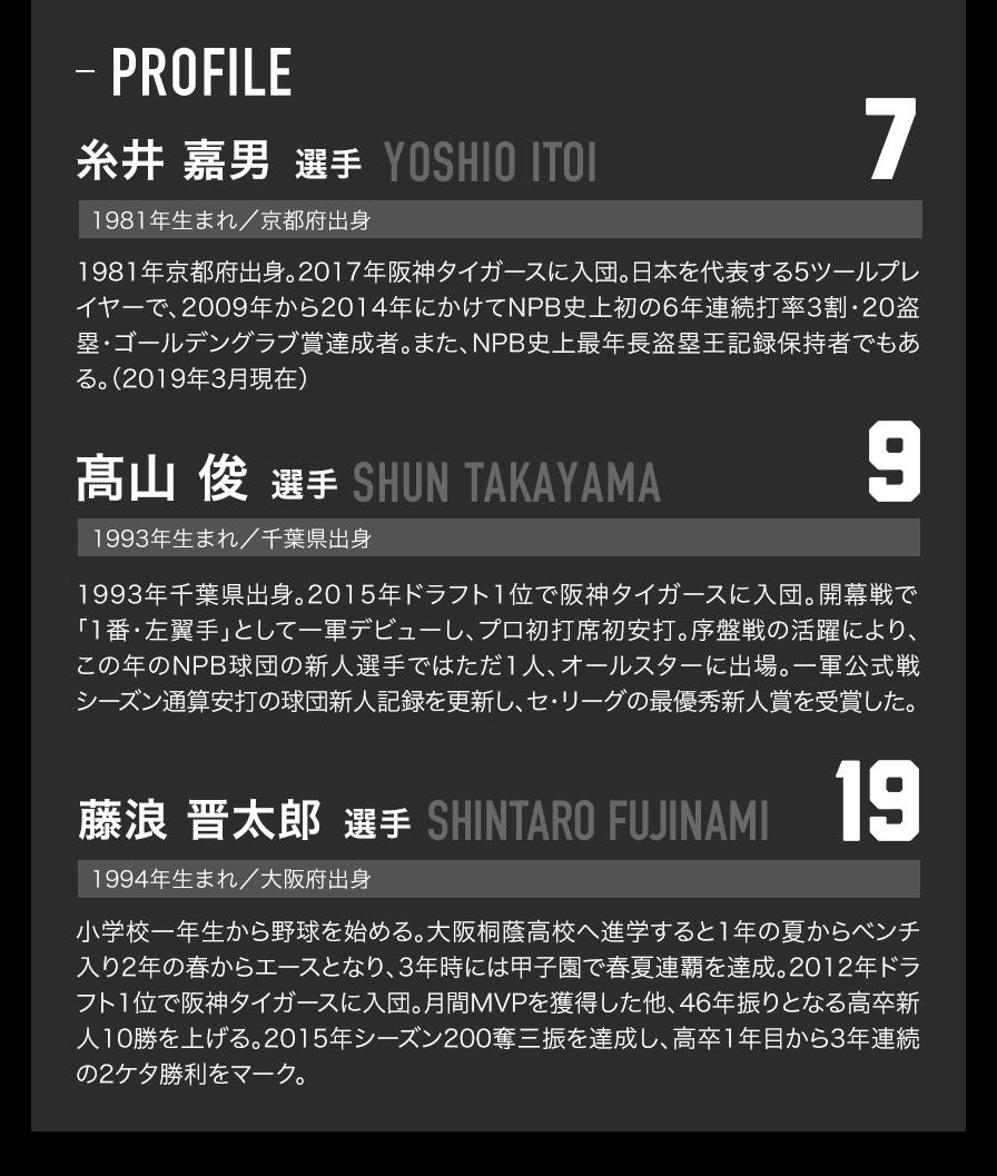 阪神タイガースコラボ商品